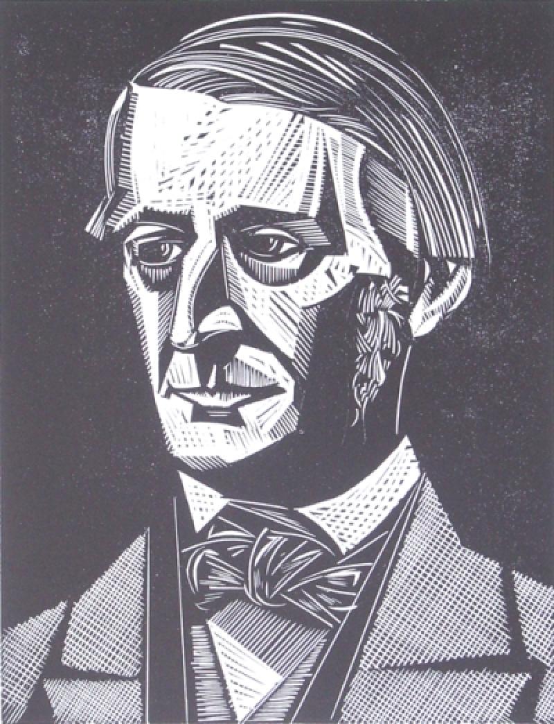Ральф Уолдо Эмерсон, тот, кто создал современную литературу